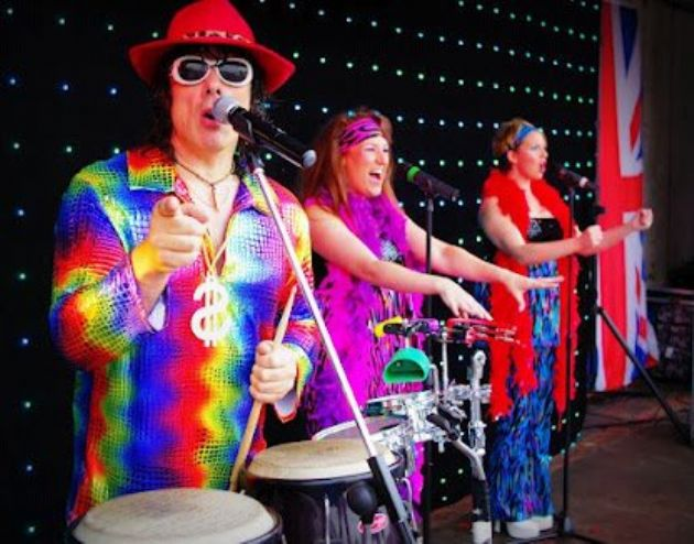 The Ultimate 70s Party Band Brilliant 70s Theme Band