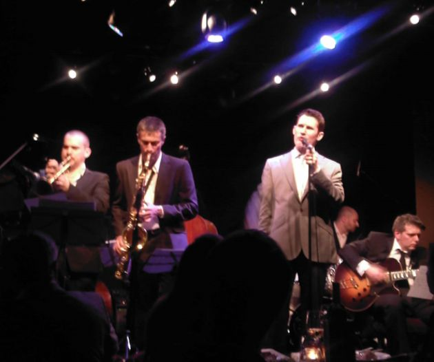 Asa Murphy & The Danny Mannix Swing Band Testimonial