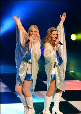 Abba Tribute Act - Duos Acts