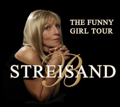 Barbra Streisand Tribute Act Acts