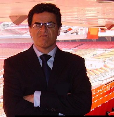 Fabio Capello Lookalike