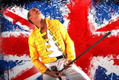 Picture of Freddie Mercury Tribute