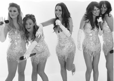 Girls Aloud Tribute Band Acts