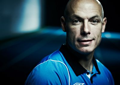 Howard Webb MBE