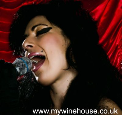 Amy Winehouse Tribute Act Acts