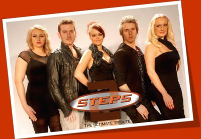 Steps Tribute Band Acts