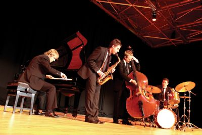 The Finesse Jazz Ensemble