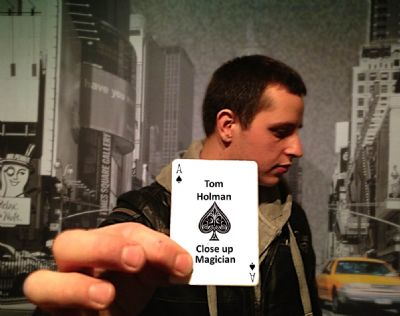 Tom Holman - Close Up Magician