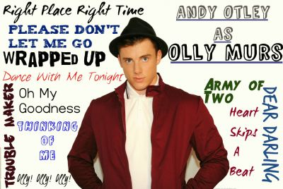 Olly Murs Tribute by Andy Otley