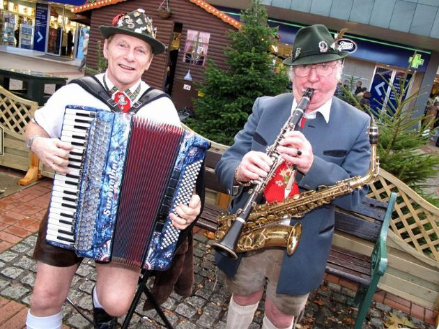 Gallery: The Bierkeller Bavarian Band