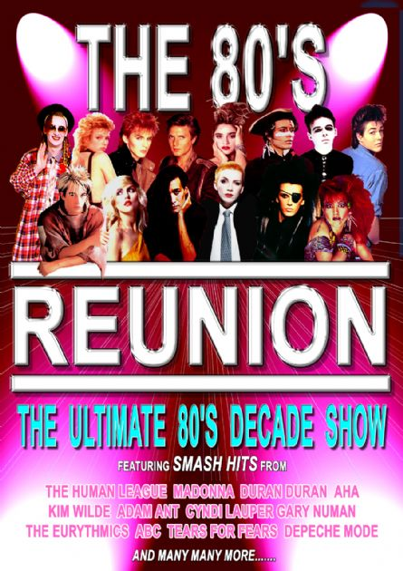 Gallery: 80s Reunion