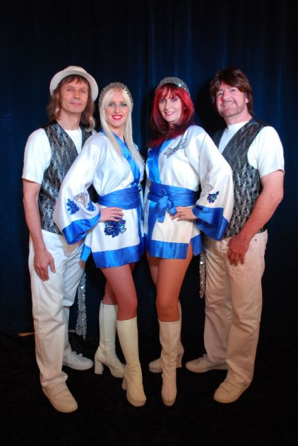 Gallery: ABBA Four The Band