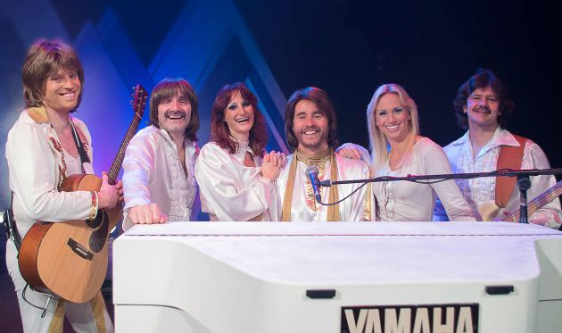 Gallery: ABBA Reunited