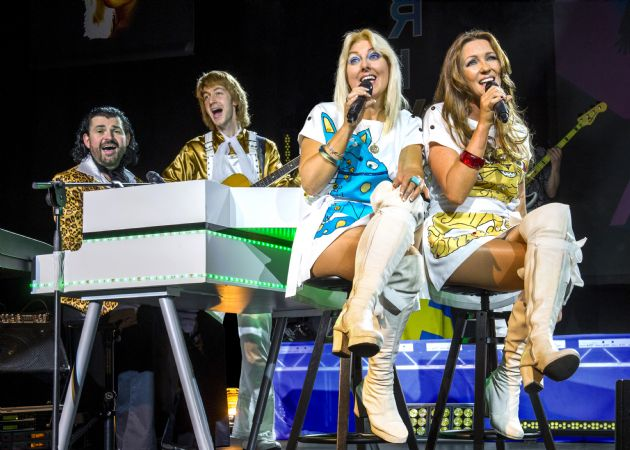 Gallery: Abba Arrival