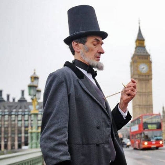 Gallery: Abraham Lincoln Lookalike