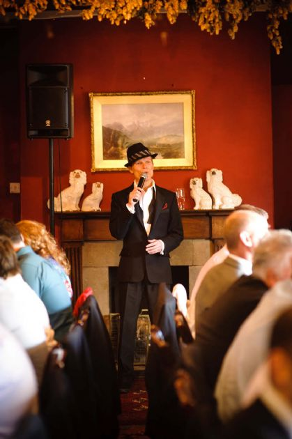 Gallery: Al  The Swing Singer