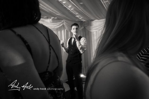 Gallery: Andy O the Singing Waiter