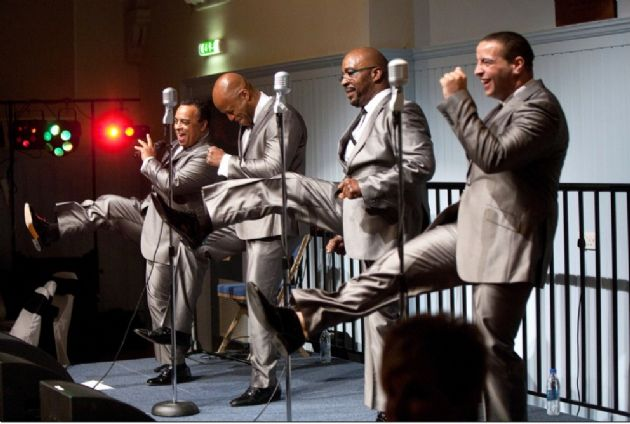 Gallery: A Tribute to the Drifters