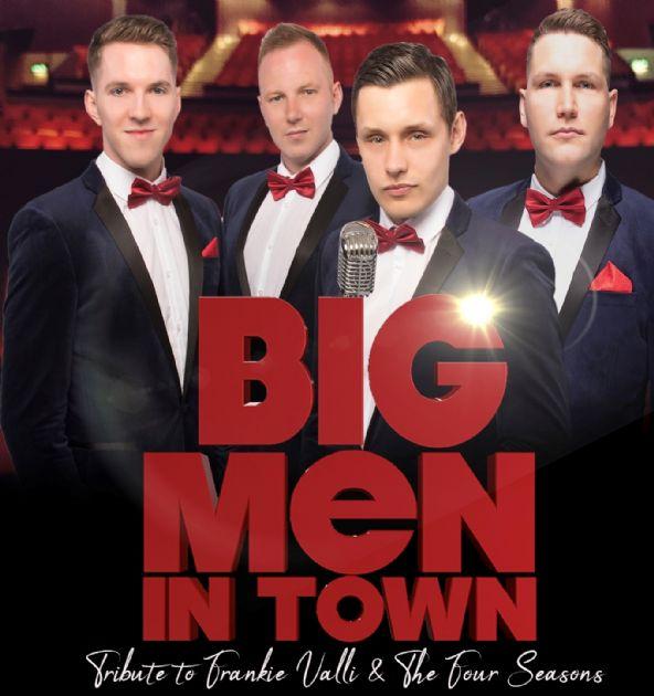 Big Men In Town Testimonial