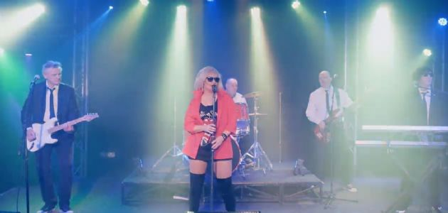Gallery: Blondie Tribute Act
