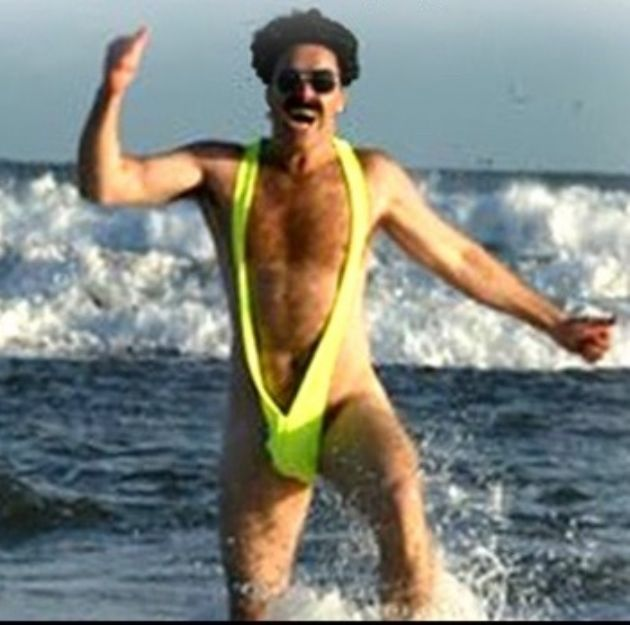 Gallery: Borat Lookalike