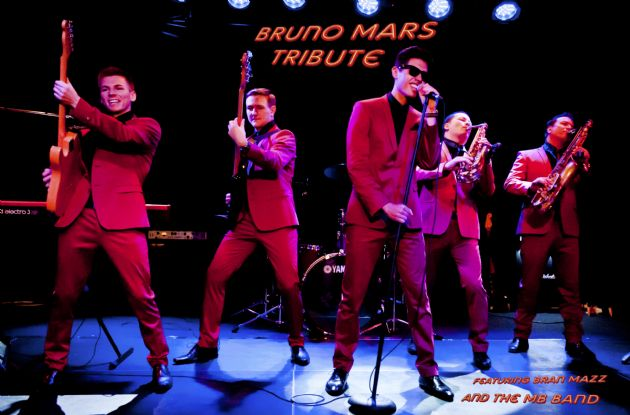 Gallery: Bruno Mars and The MB Band