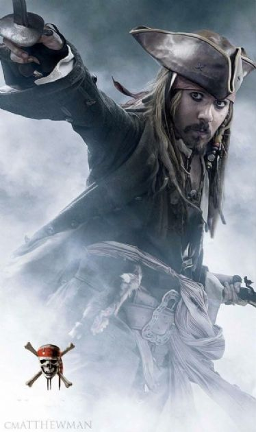 Gallery: Captain Sparrow