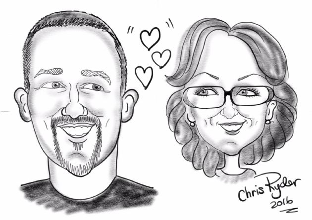 Gallery: Chris Caricaturist