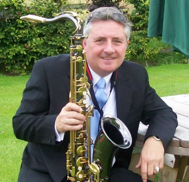Gallery: Andy  Sax Player