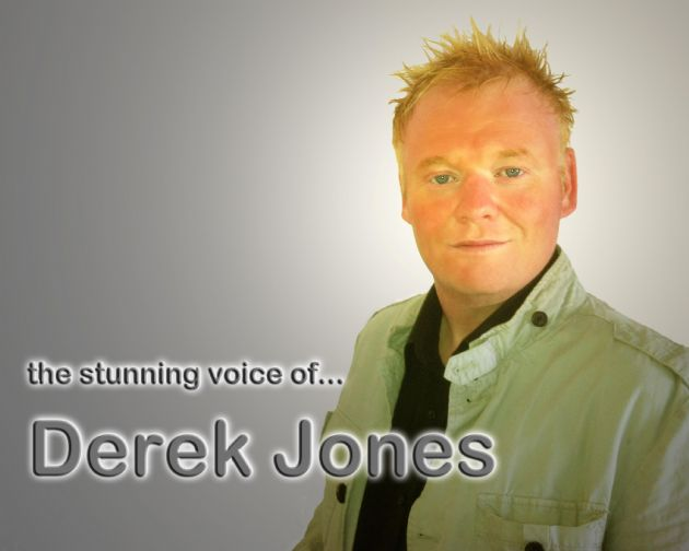 Gallery: Derek Jones