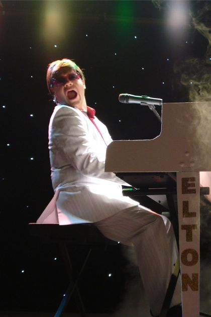 Gallery: Elton John by Joel