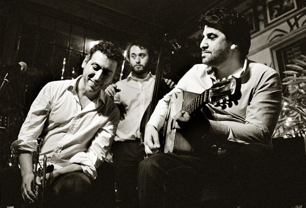 Gallery: Gypsy Jazz Trio