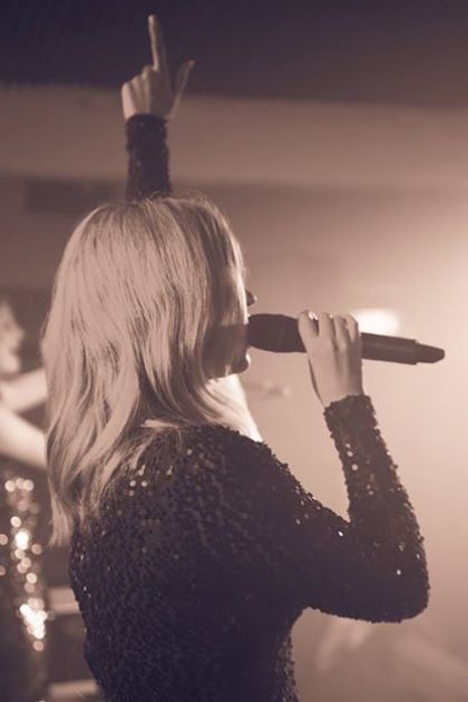 Gallery: Hayley  Live Lounge