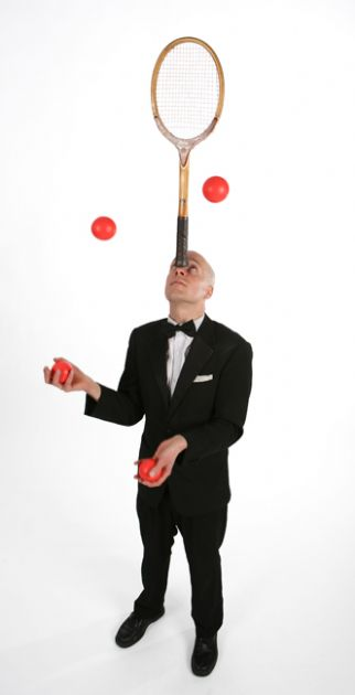 Gallery: Ian The Gentleman Juggler