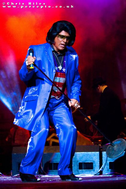 Gallery: James Brown Tribute