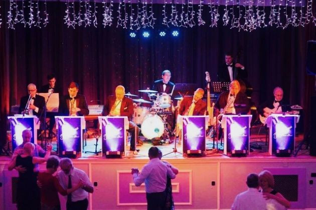 Gallery: American Patrol Swing Band