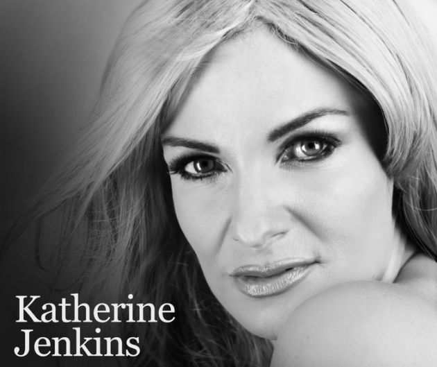 Gallery: Katherine Jenkins Tribute Act by Laura