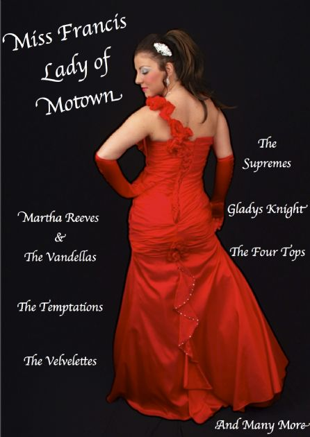 Gallery: Lady of Motown