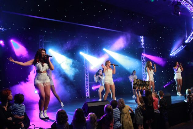 Gallery: Little Mix Tribute Show