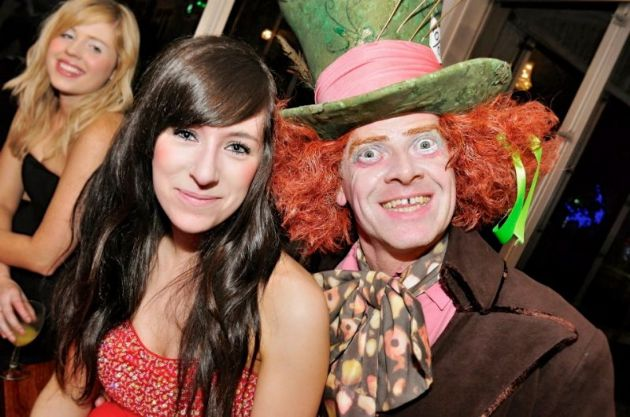 Gallery: Mad Hatter Lookalike