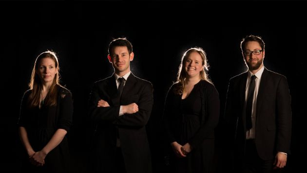 Gallery: Manchester String Quartet