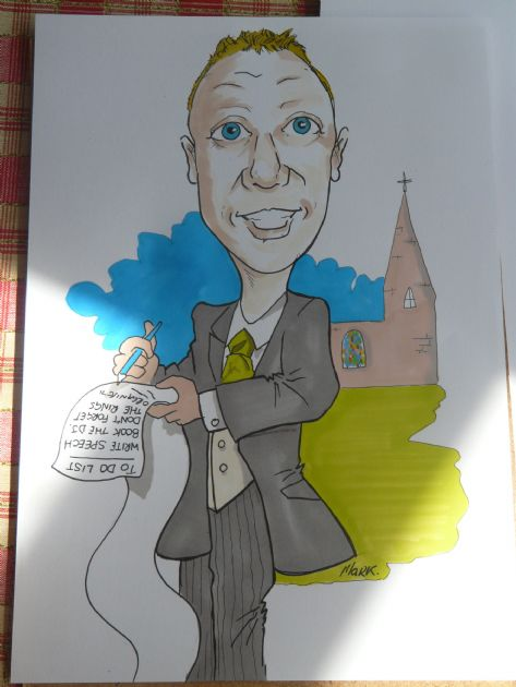 Gallery: Mark Caricaturist