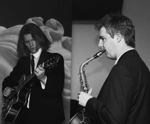 Gallery: UK Sax Player Duo