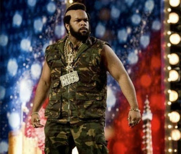 Gallery: Mr T Lookalike