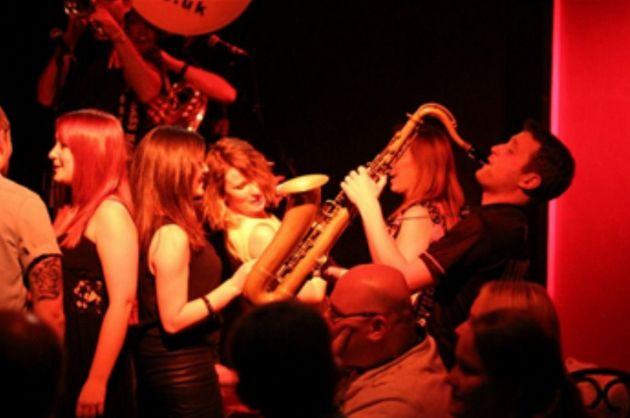 Gallery: NYBB Brass Collective