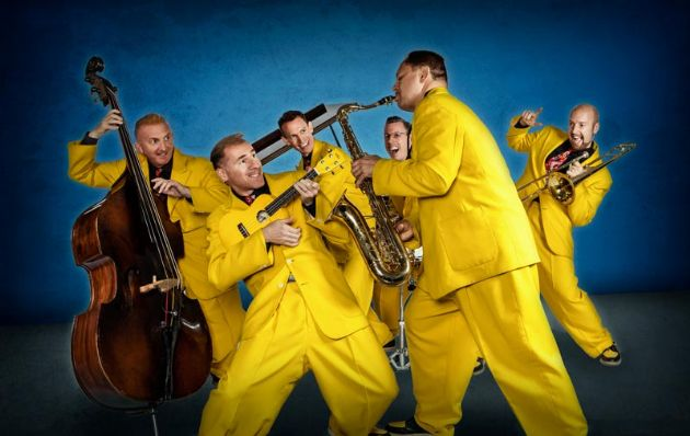 Gallery: The Jive Aces