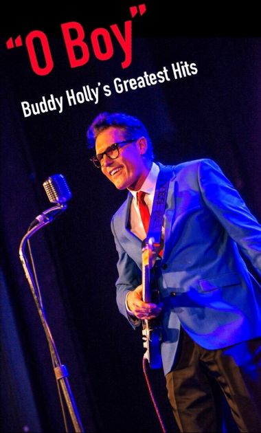 Gallery: O Boy  Tribute to Buddy Holly