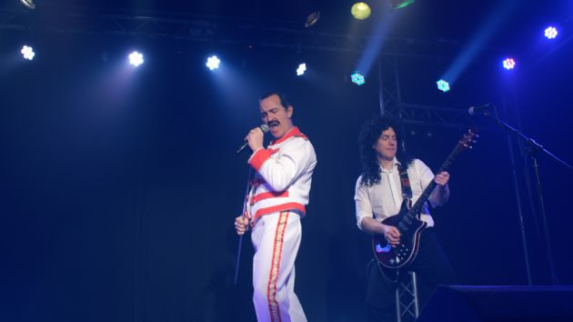 Gallery: One Vision Queen Tribute Duo