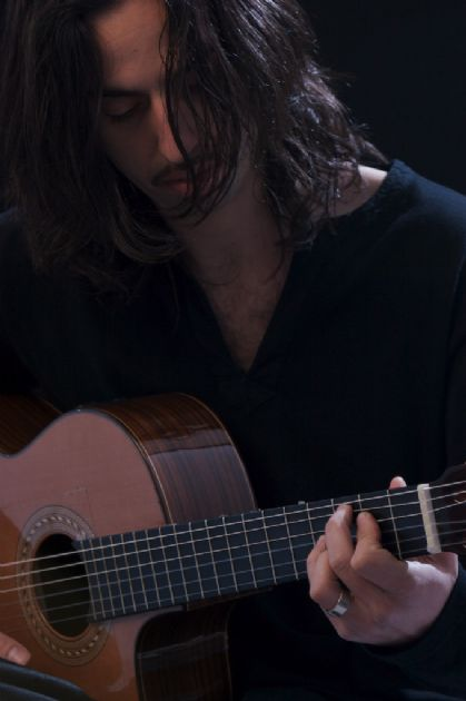 Gallery: Paolo  Classical Guitarist