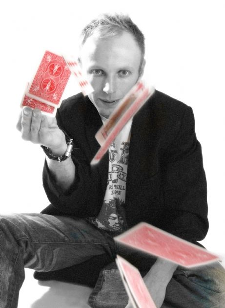 Gallery: Paul Stage and Close Up Magician